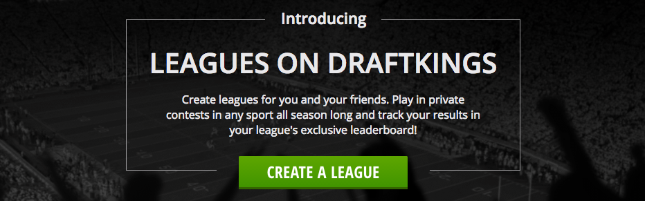 draftkings ppr leagues
