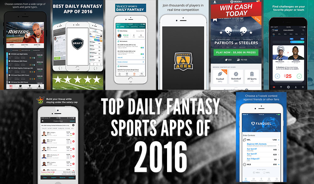 top-daily-fantasy-app-of-2016
