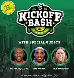 DraftKings.com Kickoff Bash Tickets