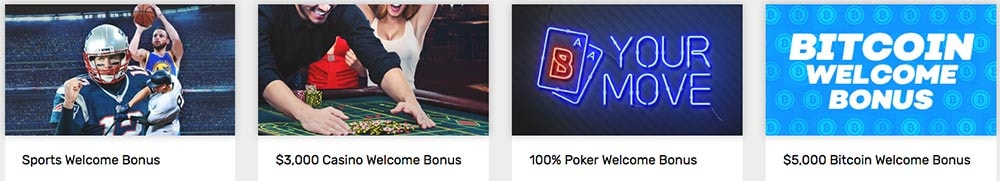 Latest Bovada Poker and Casino Promotions