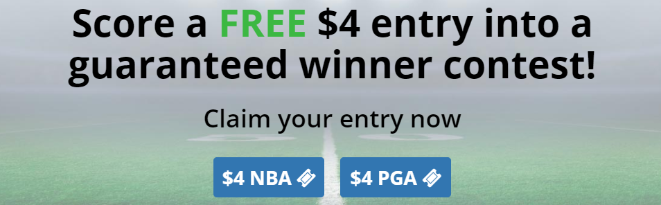 exclusive fantasy draft promotions for 2019 pga and nba seasons