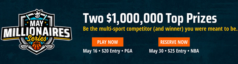 draftkings millionaire maker promotion