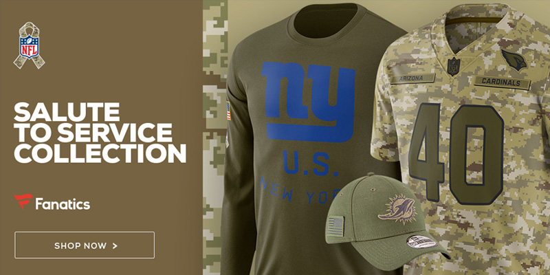 fanatics military and first responder discount