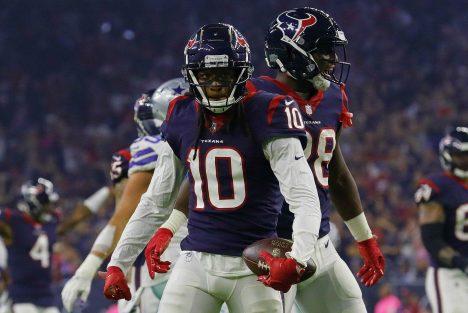 WR Rankings for 2019 NFL Fantasy Football