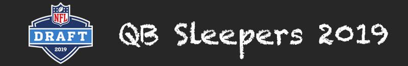 qb sleepers 2019