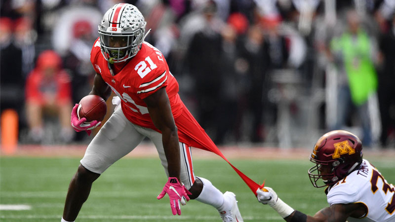 parris campbell nfl rookie wr sleeper