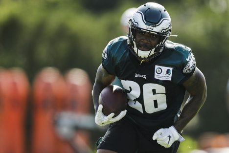 Top RB Sleepers for 2019 Fantasy Draft