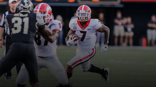 draftkings and fanduel college football lineups