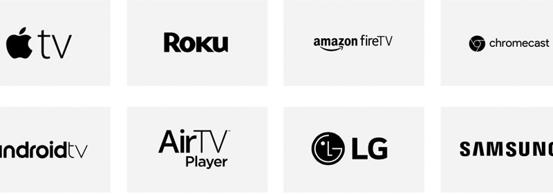 sling tv compatible devices