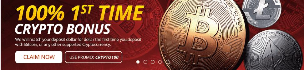 new player bitcoin bonus