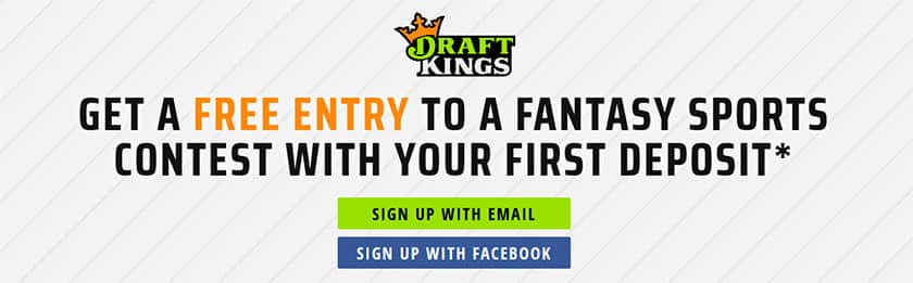 draftkings promo code offer for April 2020