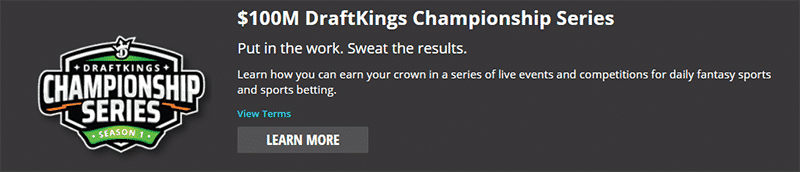 draftkings promotional contests for 2020