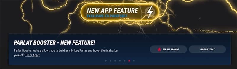 july 2020 pointsbet app promotion