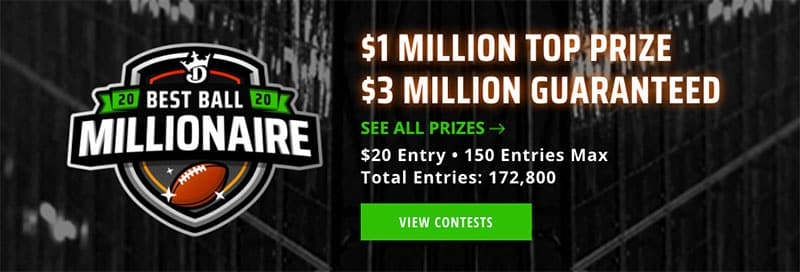 draftkings best ball promotions for 2020