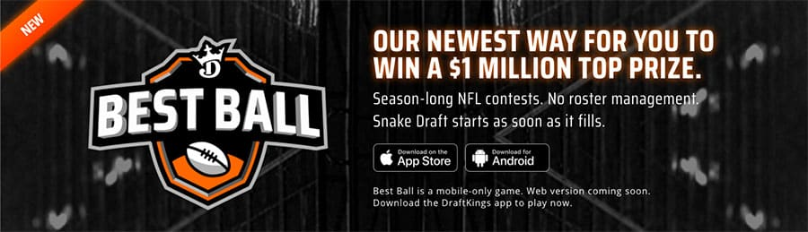 draftkings best ball promotions for September 2020