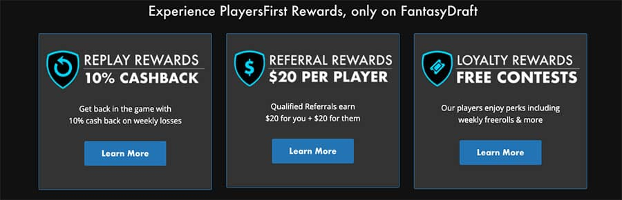 fantasydraft promotions for august
