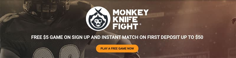 Updated Monkey Knife Fight promo code offers for January 2021