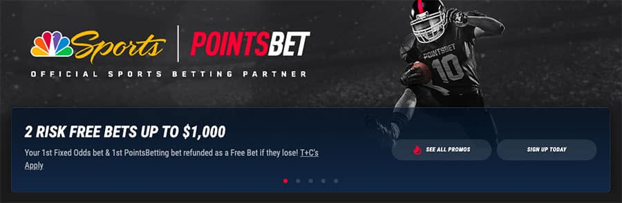 new pointsbet promotions for 2021 nfl season