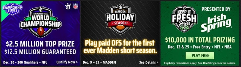 new draftkings promo code offers for 2021