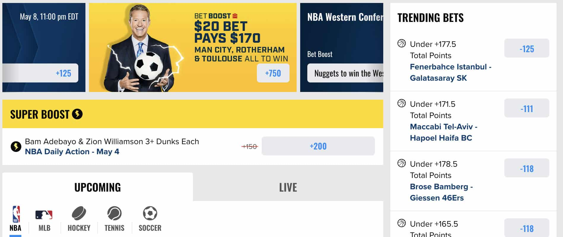 guide to using the fox bet app