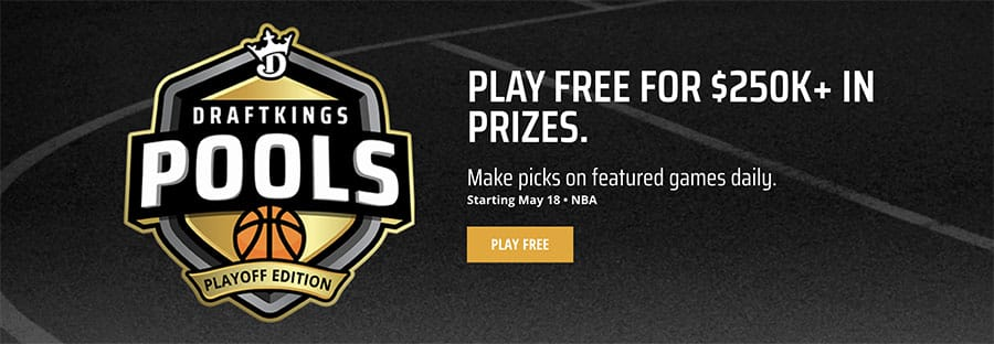 new draftkings pools contest