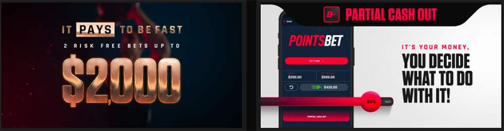 new pointsbet promotions for June