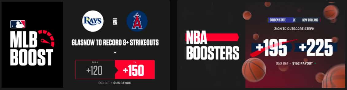 pointsbet nba and mlb promotions