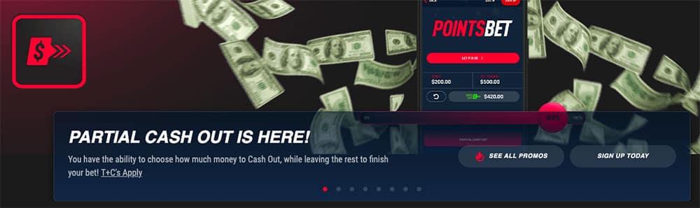 pointsbet no deposit bonus options