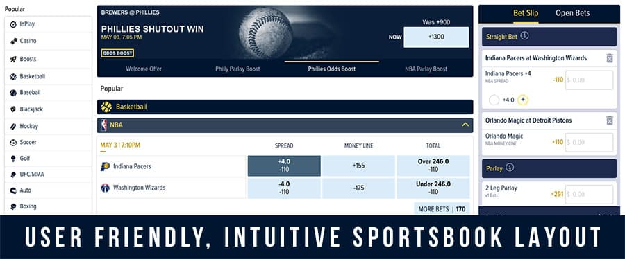 william hill sportsbook overview