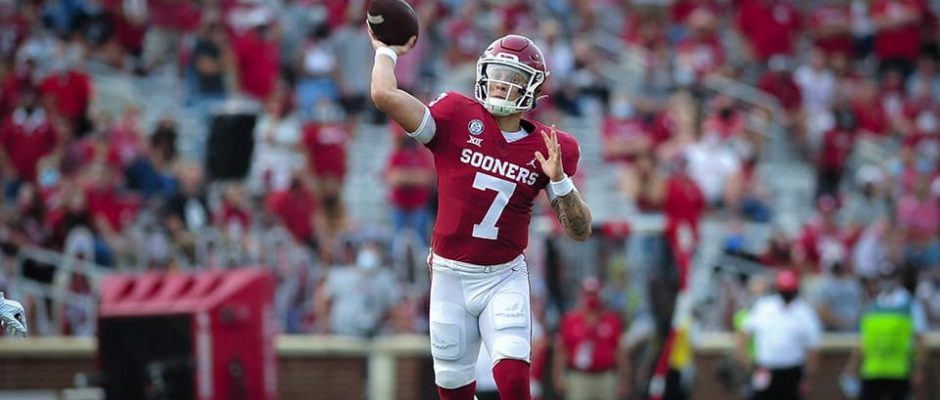 Fantasy College Football Rankings for 2021
