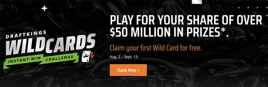 new draftkings wildcard promotion