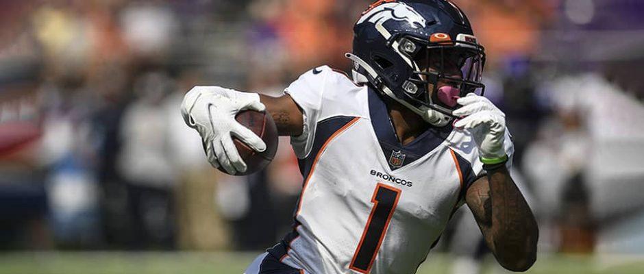 DraftKings NFL Week 2 Picks and Optimal Lineup