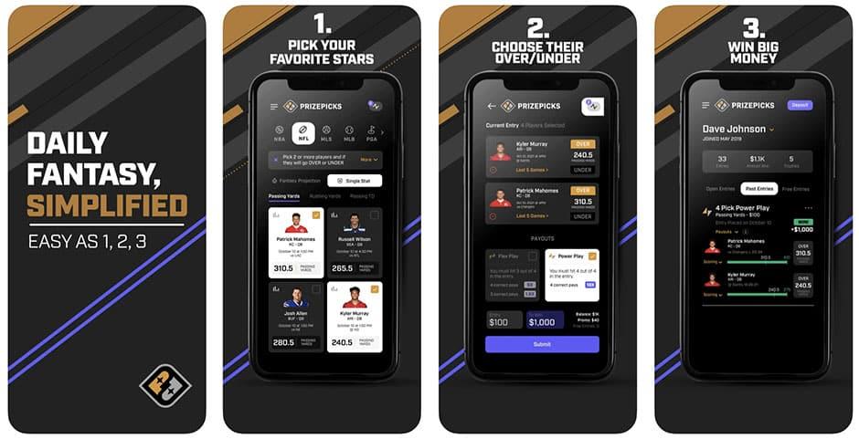 PrizePicks Fantasy App Updated for 2021 NFL Season