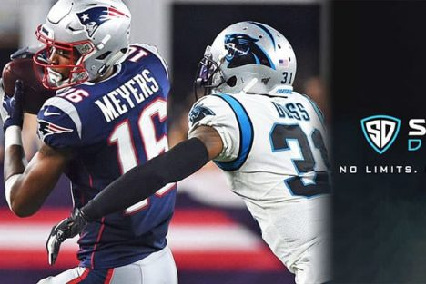 SuperDraft NFL Week 7 Picks and Lineup Strategy